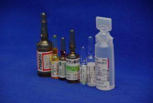 ビタミンB1、B2、B6,12、B5、グルタチオン、強ミノの画像です。