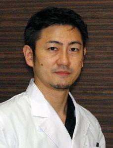 肩こり注射StiffClearツボ打ち注射の考案者、Dr.ゴトーことアリア六本木クリニック院長の後藤先生の画像です